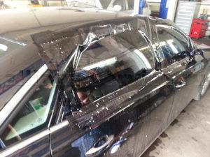 Примеры выполненных работ по тонировке автомобилей
