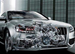 Ремонт и обслуживание автомобилей Ауди